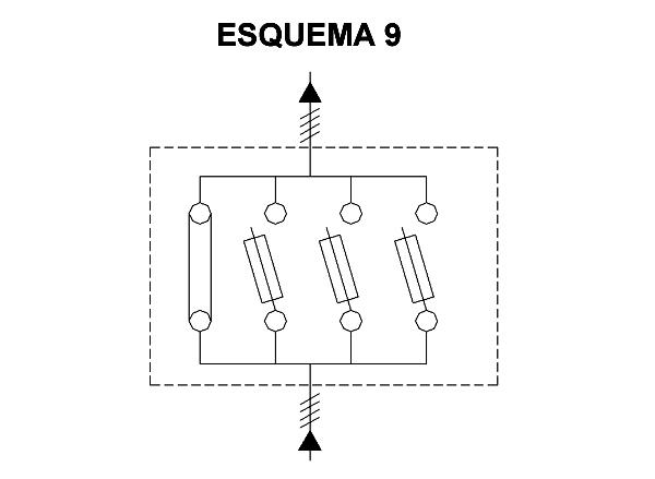 CAJA GENERAL DE PROTECCIÓN CGP9-250/BUC 0446392 CAHORS 2